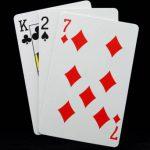 Baccarat tre kort