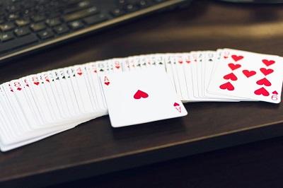 spelkort poker