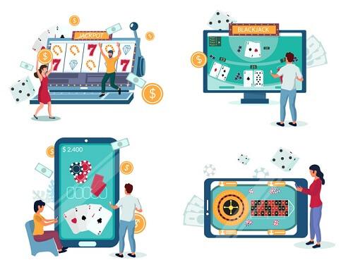 olika casinospel online
